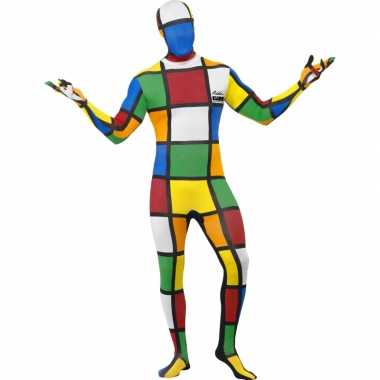 Rubiks kubus second skin suit