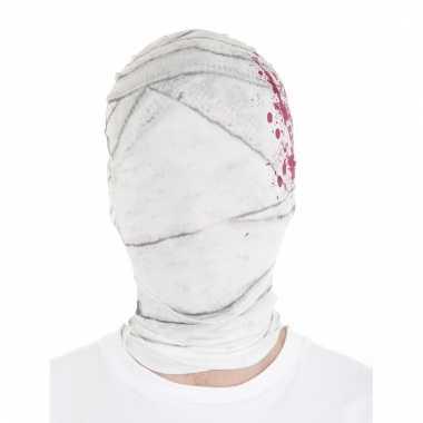 Second skin  Morpsuit masker een mummie