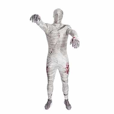 Second skin mummie suit