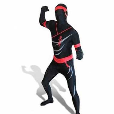 Second skin ninja suit