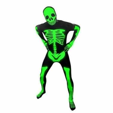 Second skin skelet suit