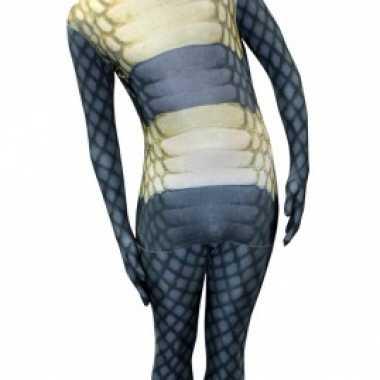 Second skin slangen suit