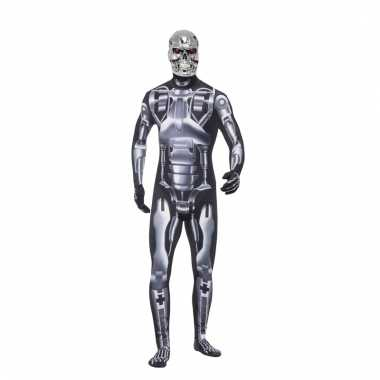 Terminator second skin heren suit