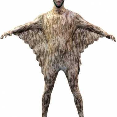Vleermuis second skin volwassenen suit